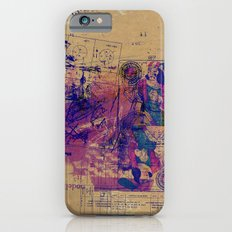 misprint 104 iPhone 6s Slim Case