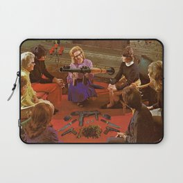 Aunt Daisy's Tea Party Laptop Sleeve
