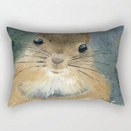 Last Nut for my Squirrel Rectangular Pillow