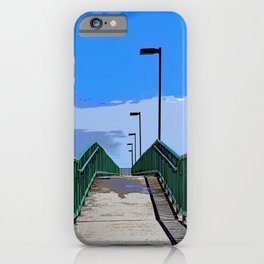 Dock to Where iPhone Case
