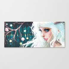 Abarbarea Canvas Print