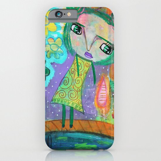 Dreaming of Giverney iPhone & iPod Case