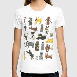 Resce Dogs T-shirt
