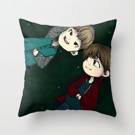 OnKey Stargazing Throw Pillow