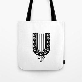 LETTER 'U' IMELA PRINT Tote Bag