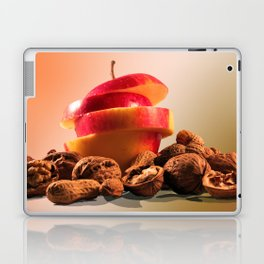 Apple and nuts Laptop & iPad Skin