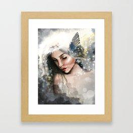 you never knew Framed Art Print