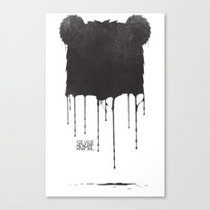 SALVAJEANIMAL Drops Canvas Print