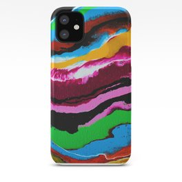 Coated in Jewels iPhone Case
