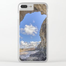 Picture Perfect. Clear iPhone Case