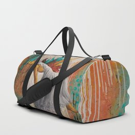Vulnerable In Love Duffle Bag