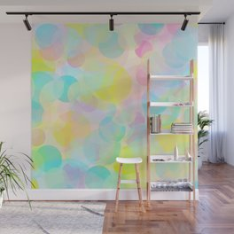 Bubble Days Wall Mural