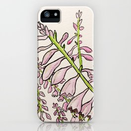 Blooming marvelous iPhone Case