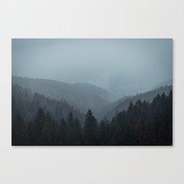 Truckee, CA Canvas Print