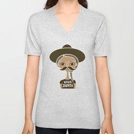 Viva Zapata! Unisex V-Neck