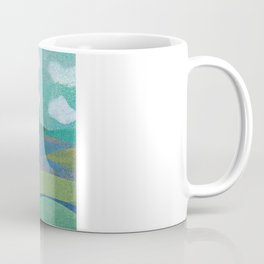 COLLAGE LOVE: Seascape Coffee Mug