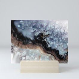 Angst Storm Mini Art Print