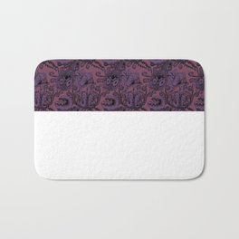 Deadly Nightshade Bath Mat