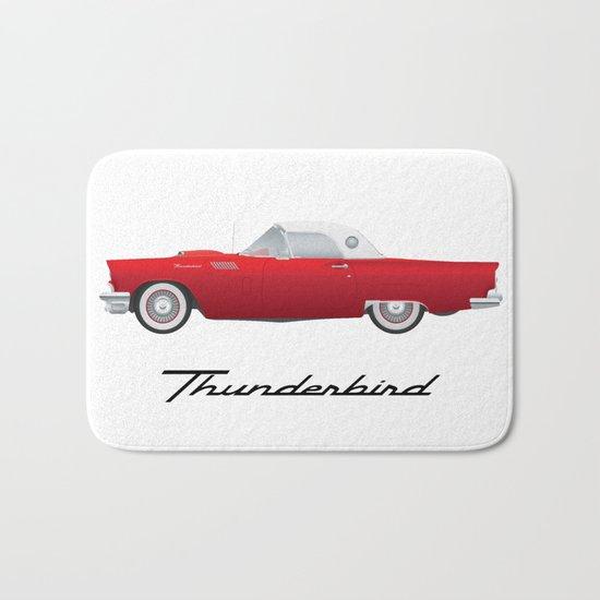 1957 Thunderbird Bath Mat