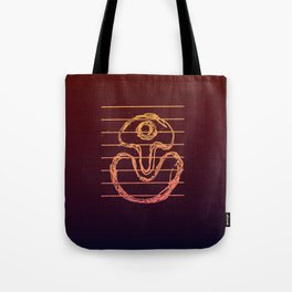 Suggestive Doodle, (Jazzed Up Version). Tote Bag