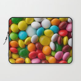 Multicolored round candies Laptop Sleeve