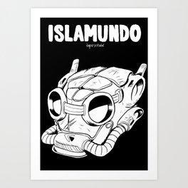 Islamundo Art Print