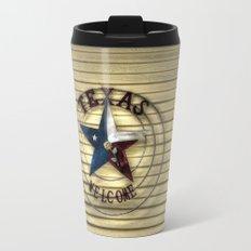 Texas Welcome Travel Mug