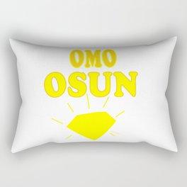Omo Osun Rectangular Pillow