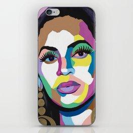 Hail the Queen iPhone Skin