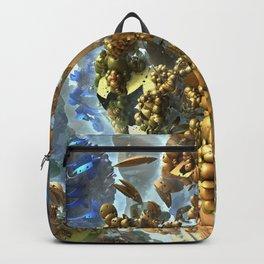 Darkstar Blue Gold Backpack