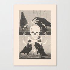 Sic Vitae Canvas Print