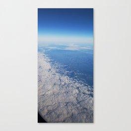 Skyline View Canvas Print