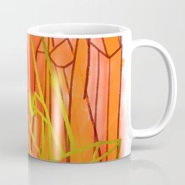 Crystals - Orange Coffee Mug
