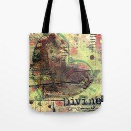 Permission Series: Divine Tote Bag