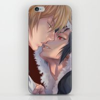 yaoi iPhone & iPod Skins featuring DRRR!! by washuuchan