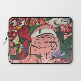 Bciv - Watch Me Pull A Rabbit Out Of My Head Laptop Sleeve