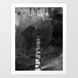 Carlsbad Caverns, New Mexico Art Print