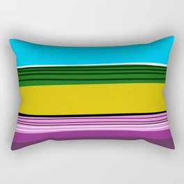 Serape 2 Rectangular Pillow
