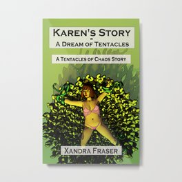 Karen's Story – A Dream of Tentacles Metal Print