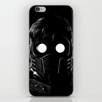 starlord iPhone & iPod Skins featuring Starlord by John Amor