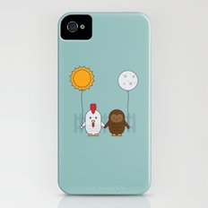 Early Bird & Night Owl iPhone (4, 4s) Slim Case