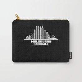 Melbourne Parkdale Australia Skyline Carry-All Pouch