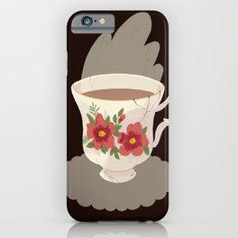 Teatime no. 4 iPhone Case
