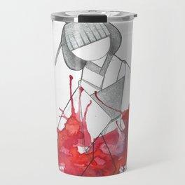 origami #2 Travel Mug
