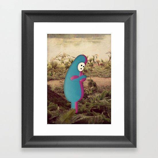 i n c r o c i a t o Framed Art Print