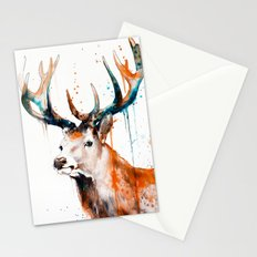 STAGS Stationery Cards