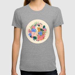 Botanical Tiger T-shirt