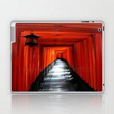 Fushimi Inari Path, Kyoto Laptop & iPad Skin