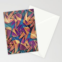 Cutouts Stationery Cards