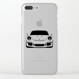 gt3 rs Clear iPhone Case